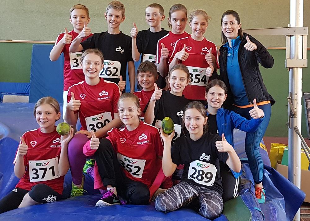 2x Silber und 1x Bronze für die WIKU-Leichtathleten!