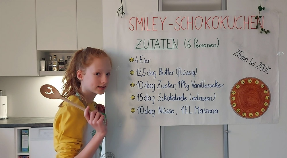 Kulinarisches Homeschooling