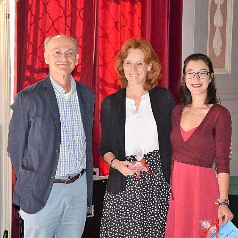 Junior Academic Preis für Johanna Lang