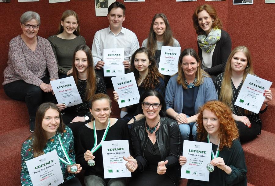 Erfolge bei Eurolingua