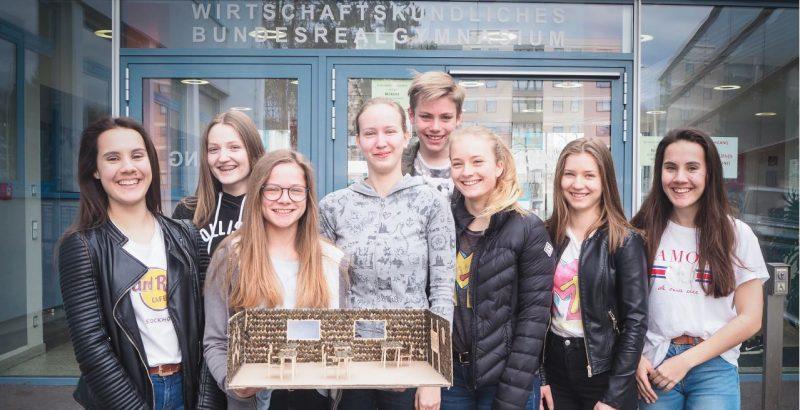 """Auszeichnung bei """"Kulturerbe & Schule"""""""