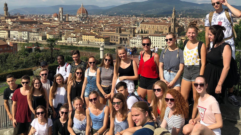 Sprachreise Florenz 2018