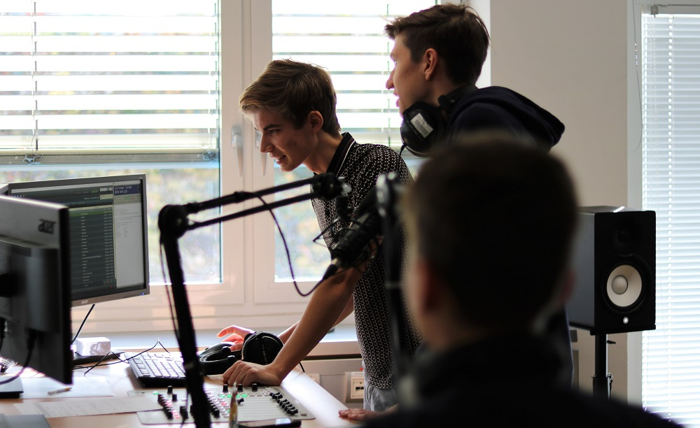 Komm ins WIKU Radioteam!