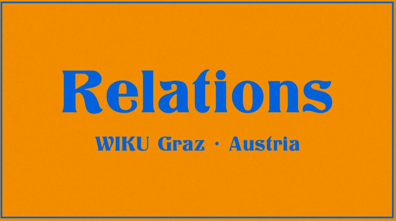 Relations – der offizielle WIKU Song ist da!